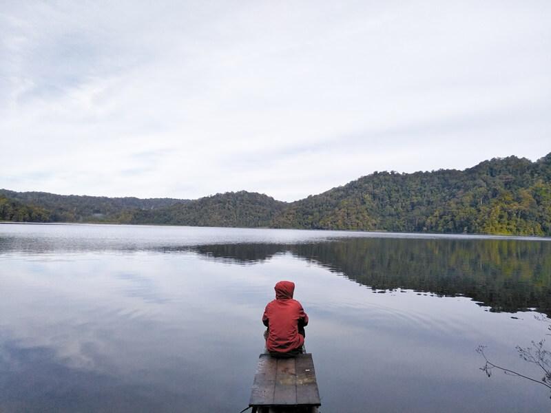 misteri dan sejarah danau lau kawar
