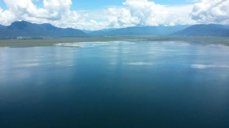danau paniai, danau elok yang diakui dunia