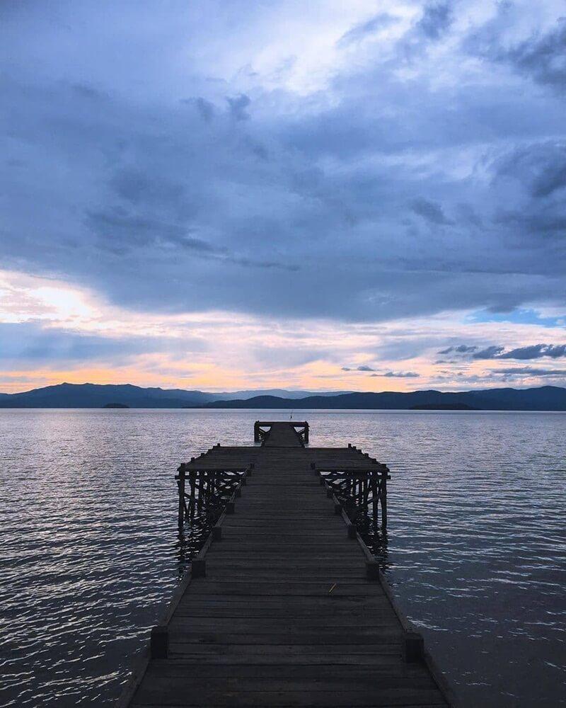 panorama alam yang mengagumkan