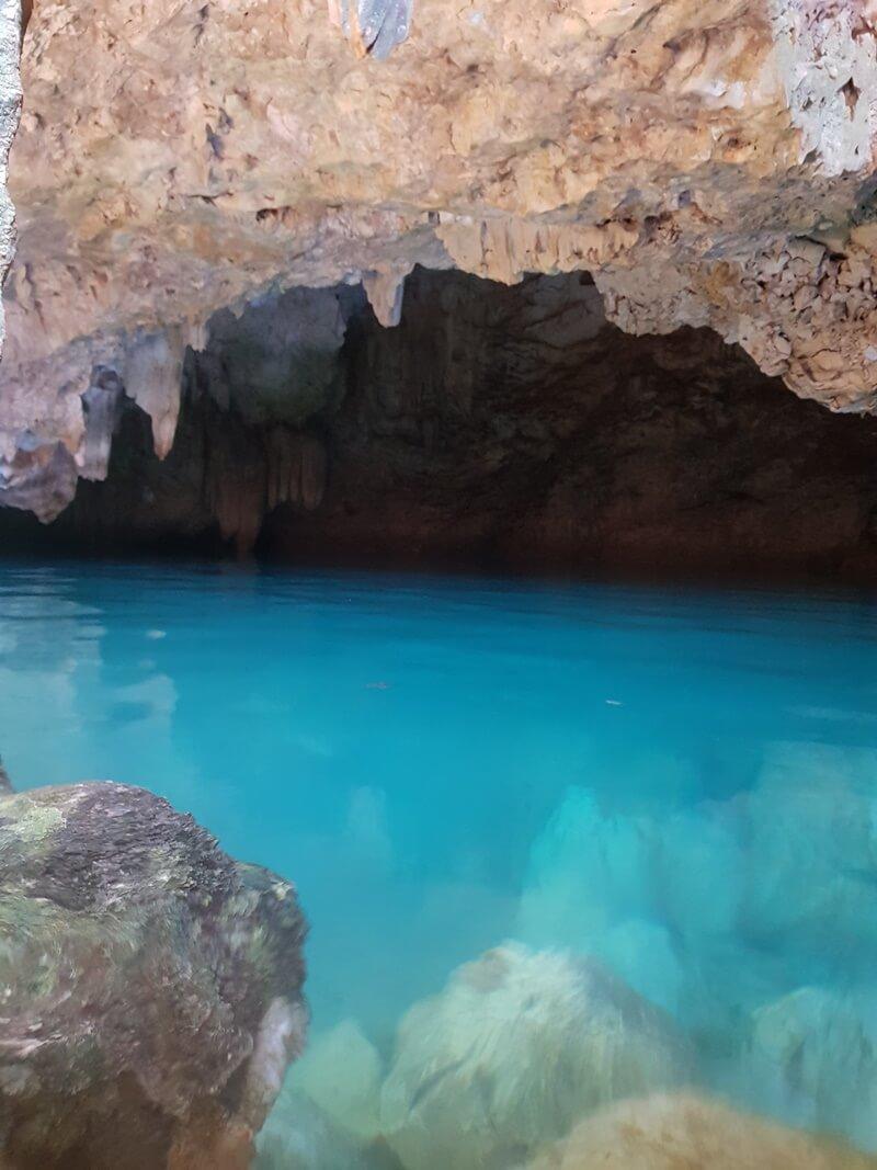 kolam gua rangko