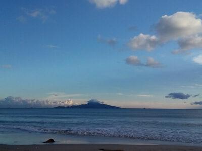 Pesisir Kalianda, Harmoni Gunung Rajabasa Dan Teluk Lampung
