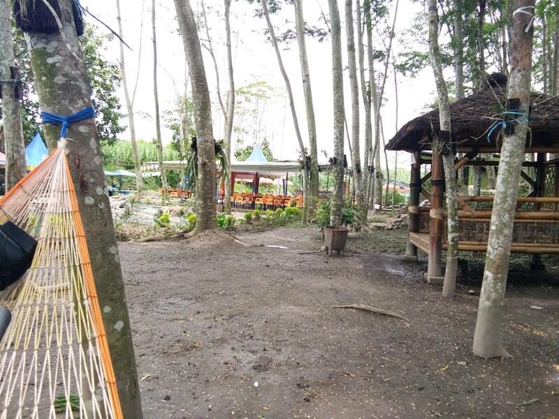 fasilitas kediri eco park