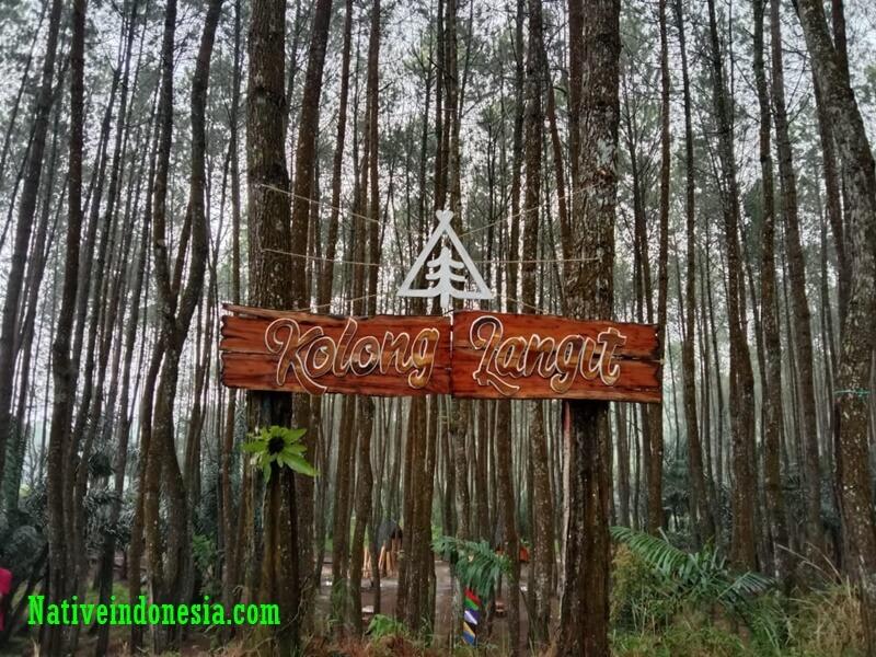 lokasi kolong langit coffee camp