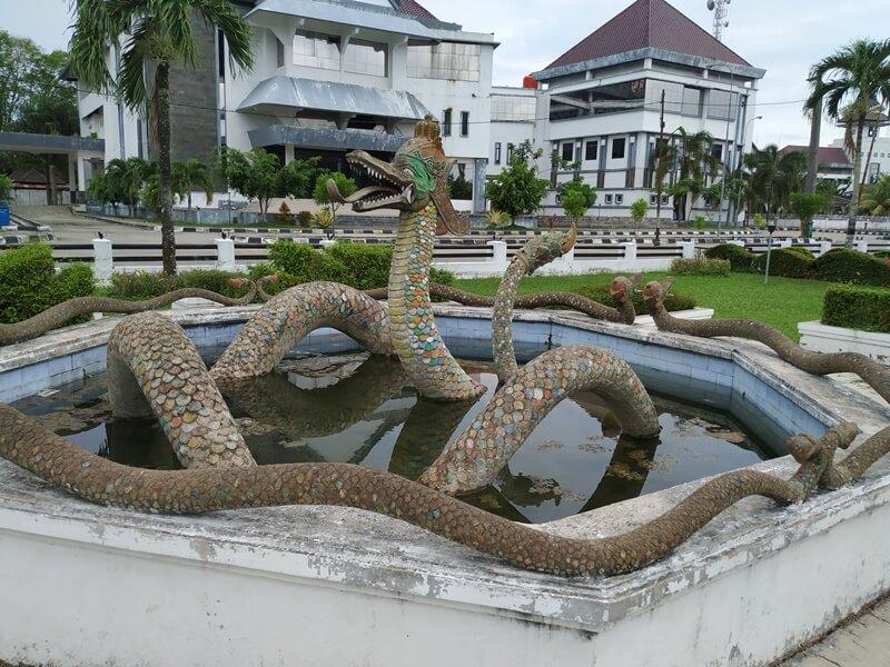 kolam naga