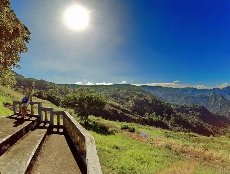 daya tarik panorama manulalu