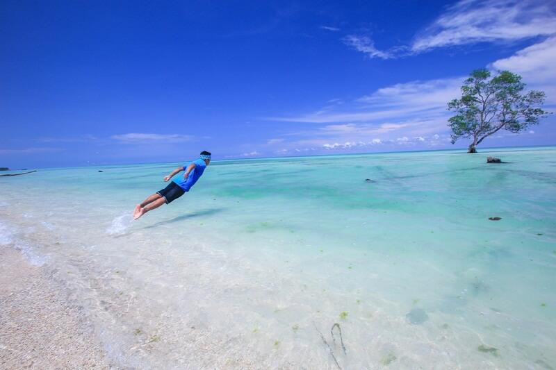 ragam wisata menikmati pantai biduk biduk