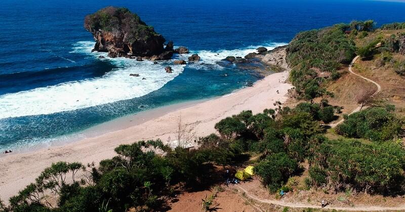 landscape pantai jungwok