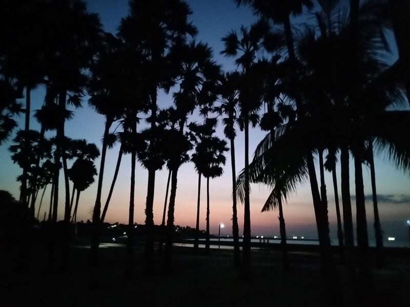 pesona pantai lasiana