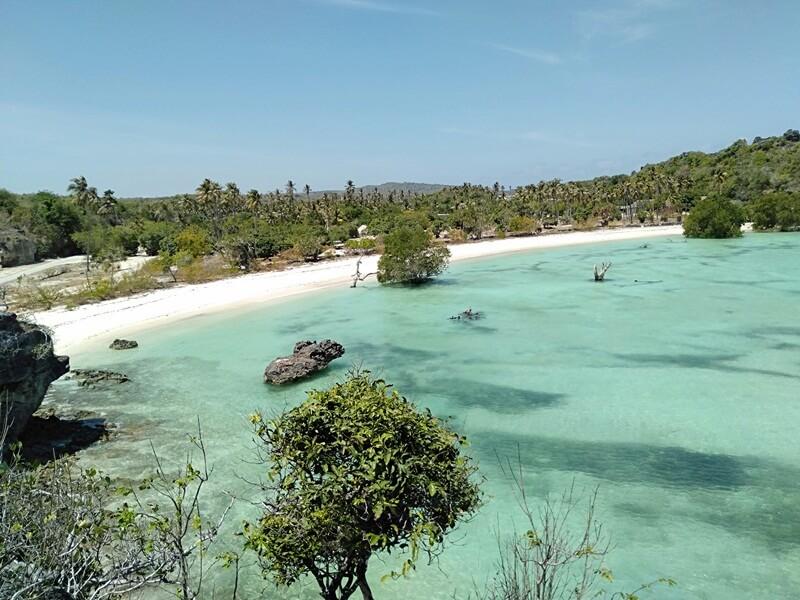 landscape pantai oeseli