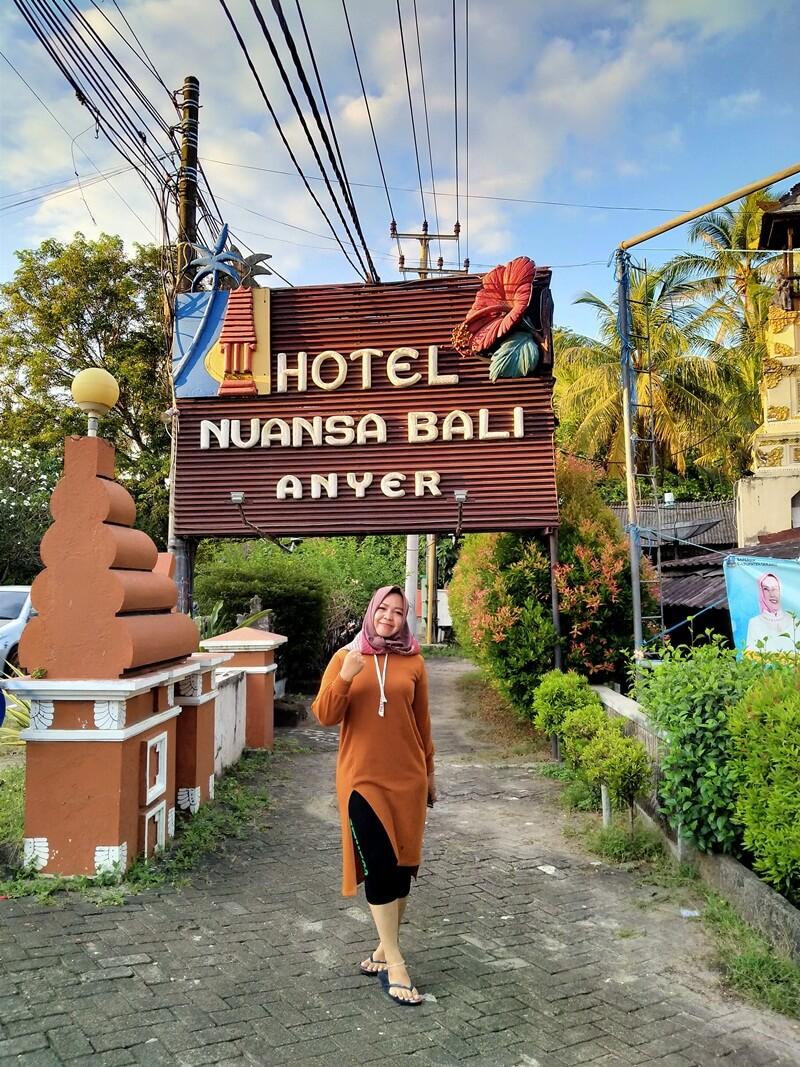 salah satu hotel yang ada