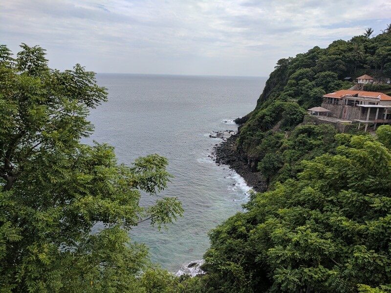 view villa bidadari