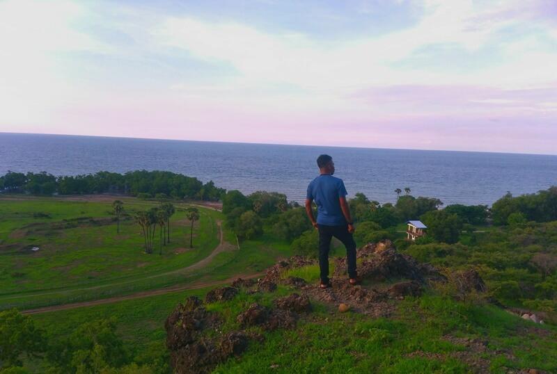 panorama alam sekitar