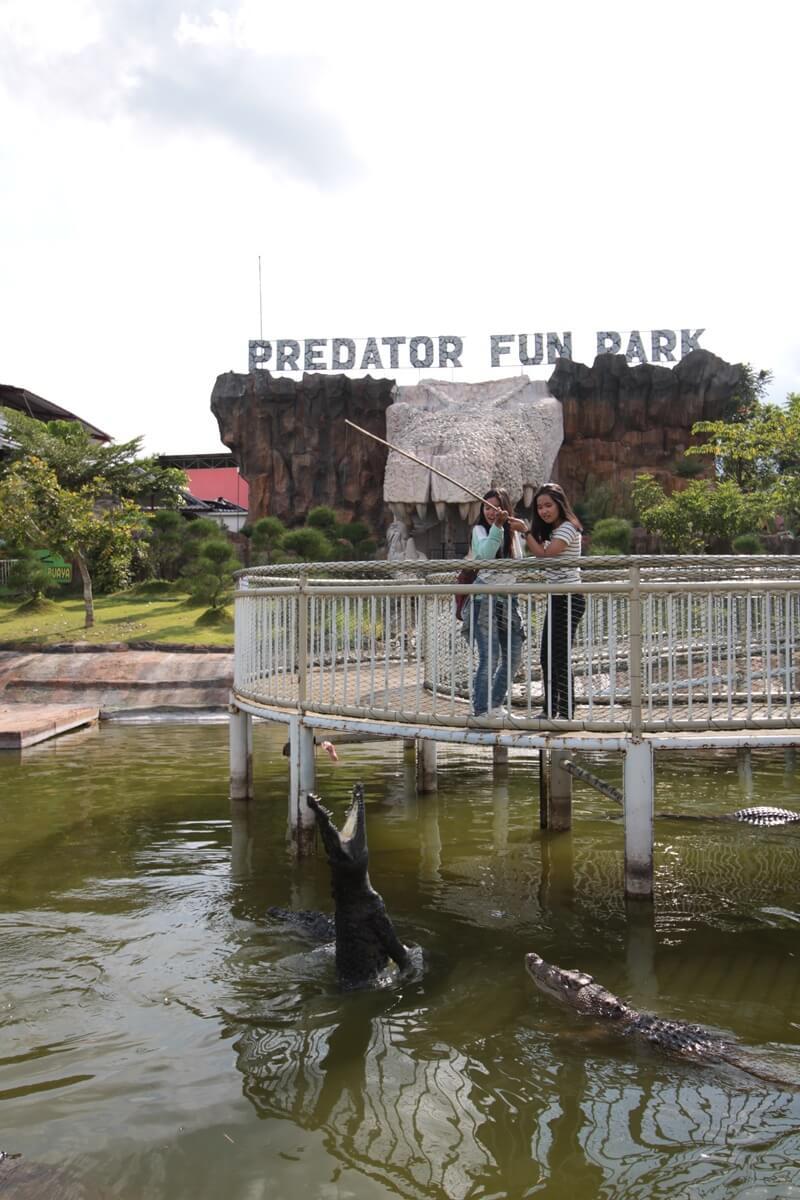 objek wisata predator fun park