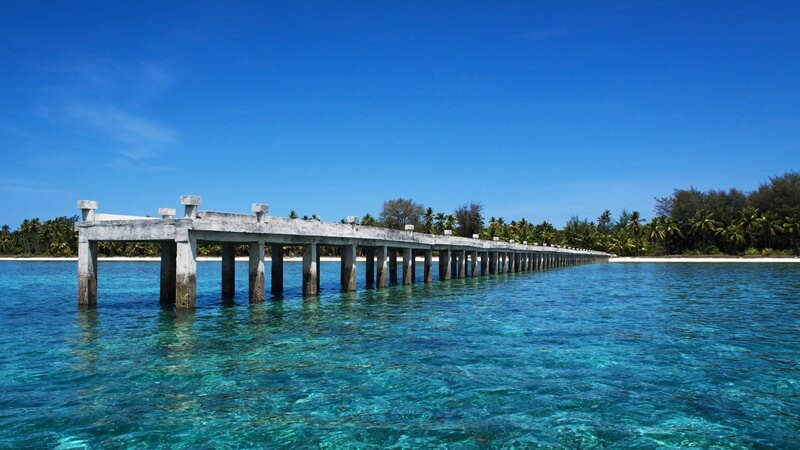 pulau hoga terkenal sampai ke mancanegara