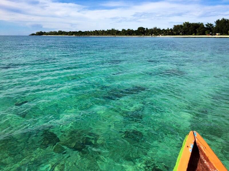 pulau hoga wakatobi