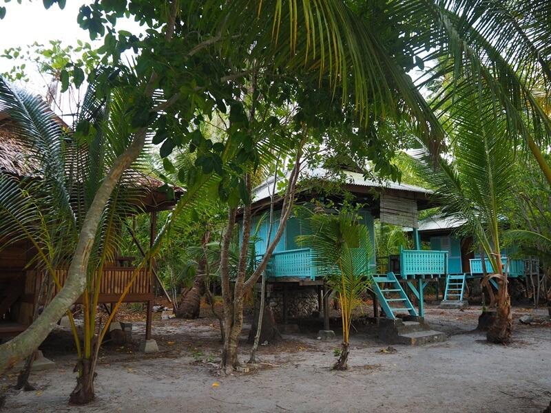 view di dalam pulau hoga