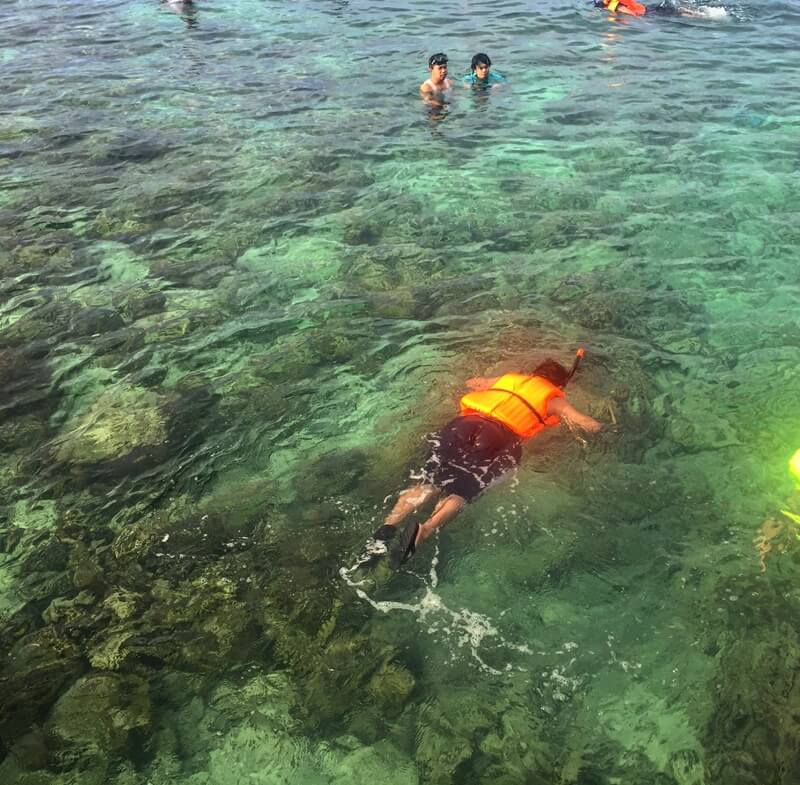 daya tarik pulau karampuang
