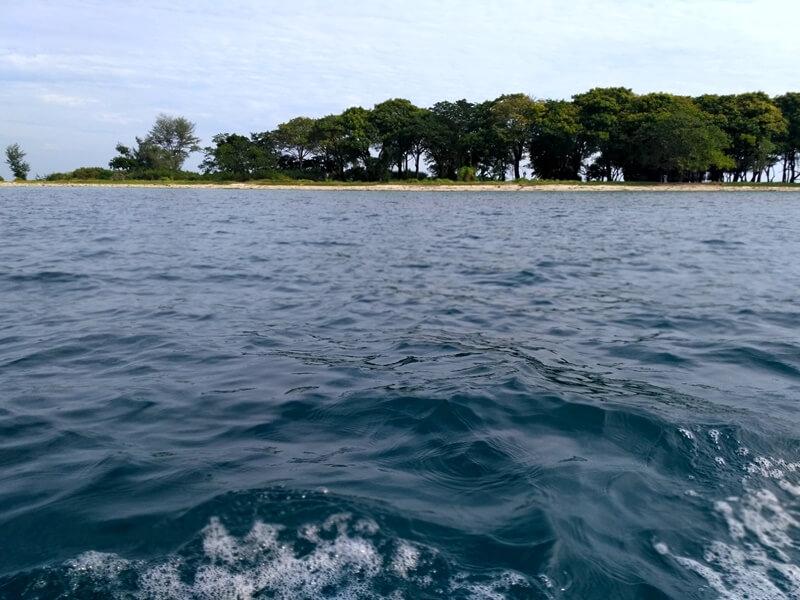 pulau langkadea, pulau menawan tak berpenghuni
