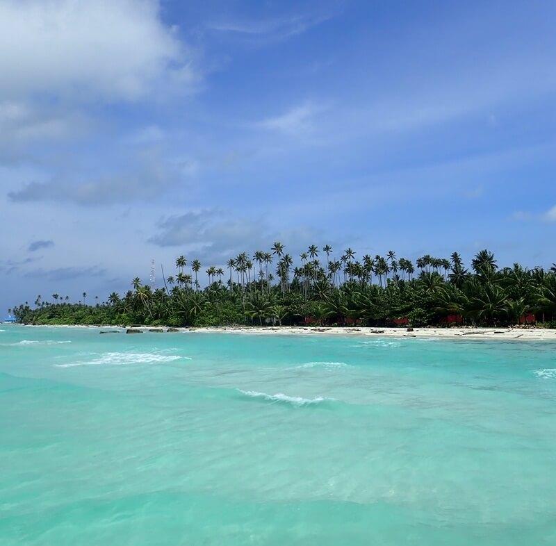 pantai maratua
