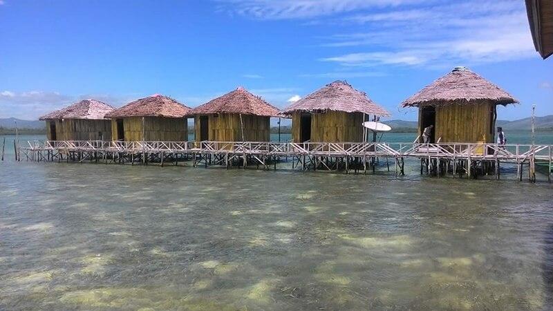 fasilitas di pulau osi