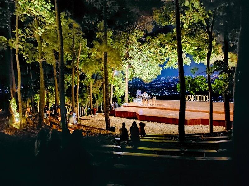 panggung alam