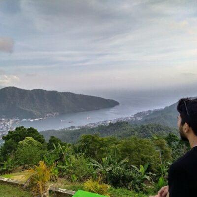 Puncak Pusunge Tahuna, Teluk Terbaik Di Dekat Perbatasan Filipina