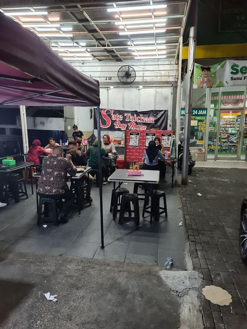 sate taichan bang maman