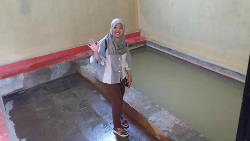 kolam rendam