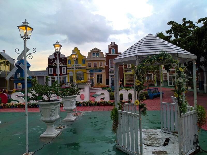 sudut di suroboyo carnival park