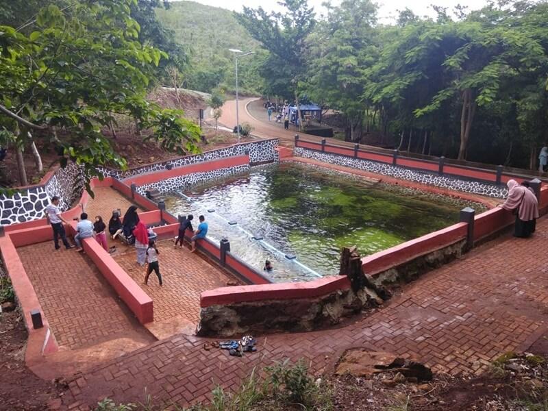 kolam belanda