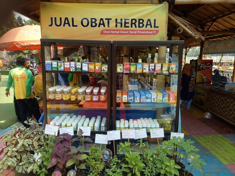 penjualan obat herbal