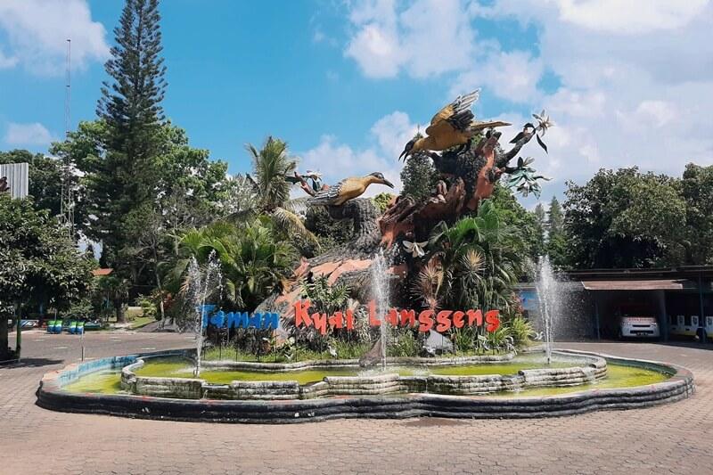 landmark taman kyai langgeng