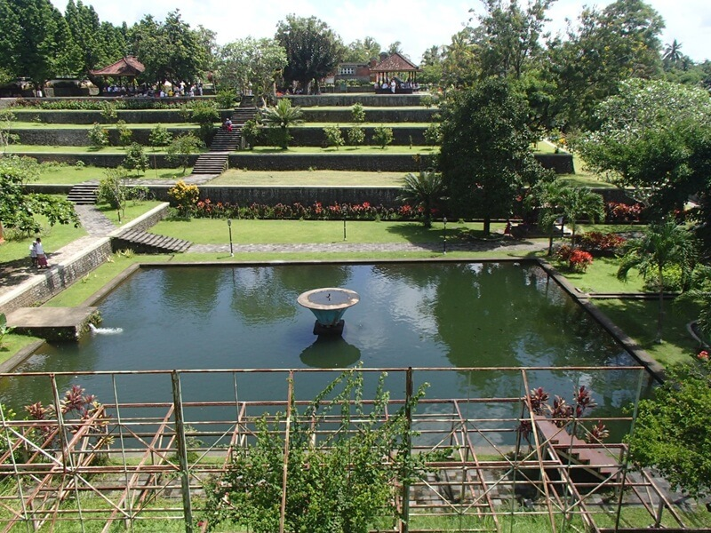 landscape taman narmada
