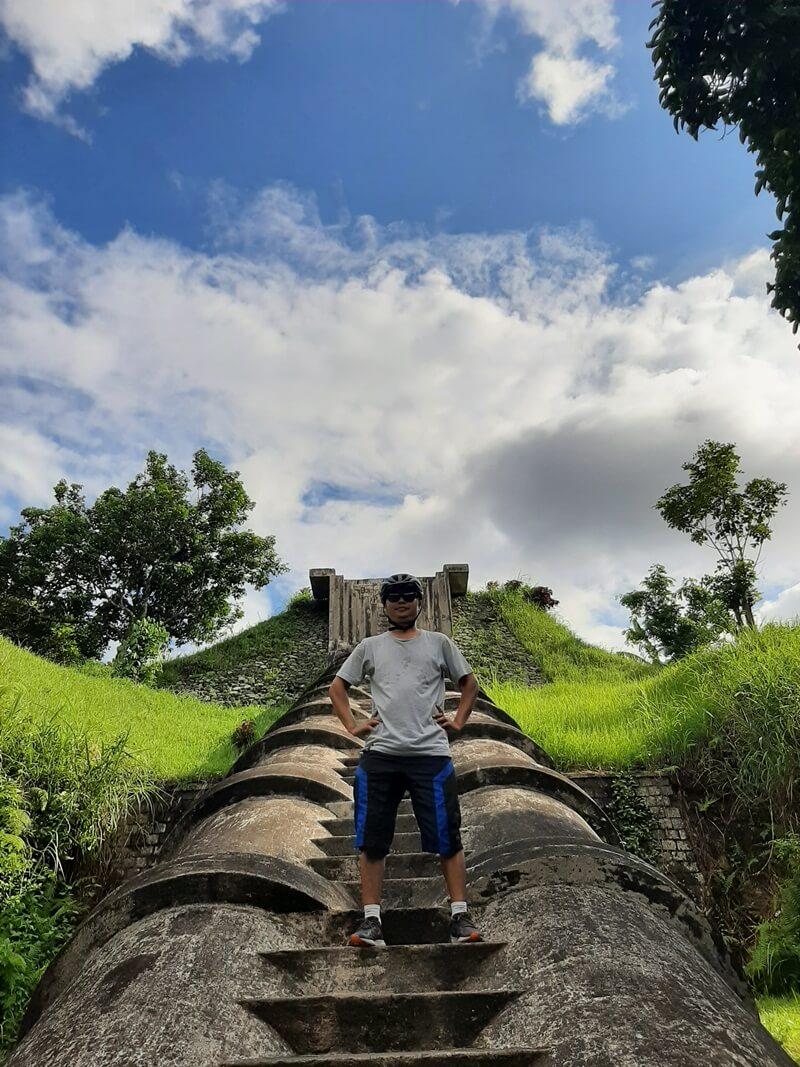 spot foto incaran pengunjung