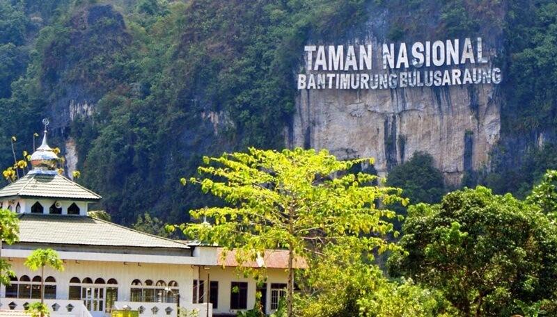 taman nasional bantimurung bulusaraung
