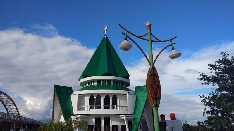 masjid darul amin