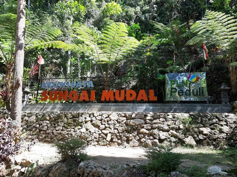 landmark ekowisata taman mudal