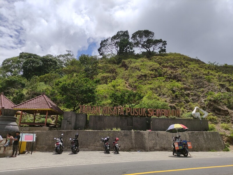 landmark taman wisata pusuk sembalun