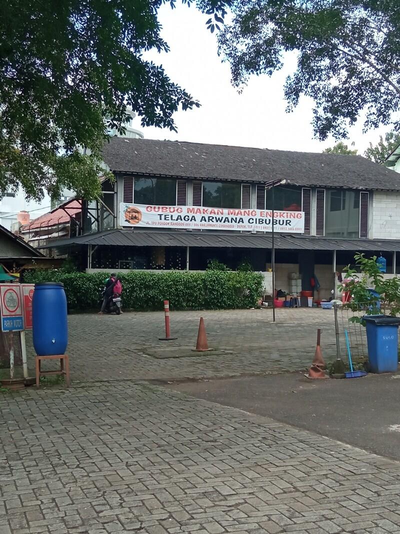 rumah makan di tac