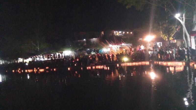festival malam telaga bleder
