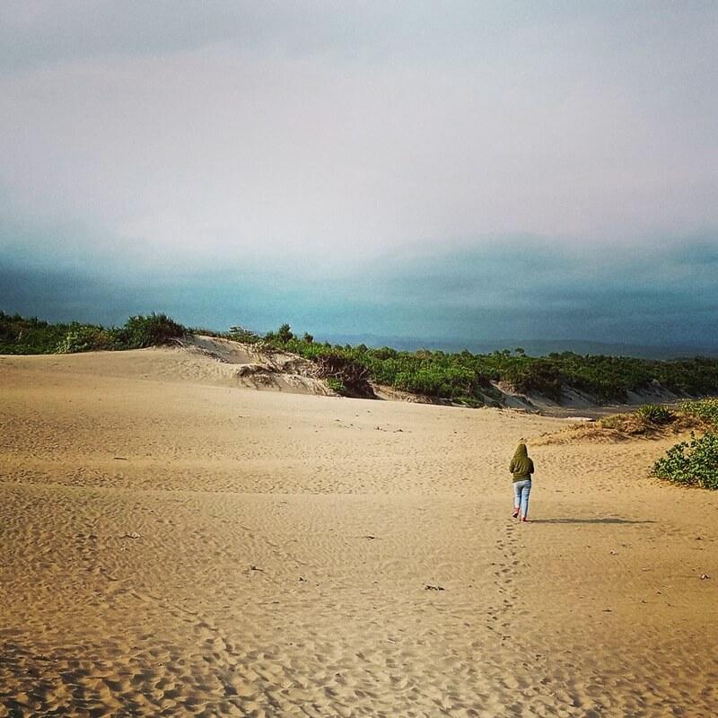 gumuk pasir tungtung karang sayang heulang