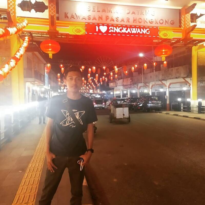 pasar hongkong singkawang